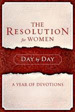 The Resolution for Women Day by Day (Day by Day Series)