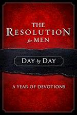 The Resolution for Men Day by Day (Day by Day Series)