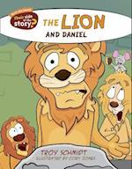 The Lion and Daniel af Troy Schmidt
