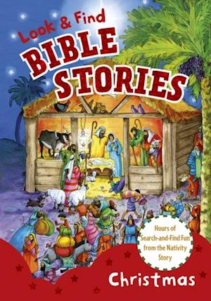 Look and Find Bible Stories: Christmas af Gill Guile