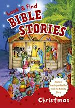 Look and Find Bible Stories: Christmas (Look and Find)
