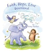 Faith, Hope, Love Devotional (Faith Hope Love)