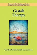 Gestalt Therapy (Theories of Psychotherapy)