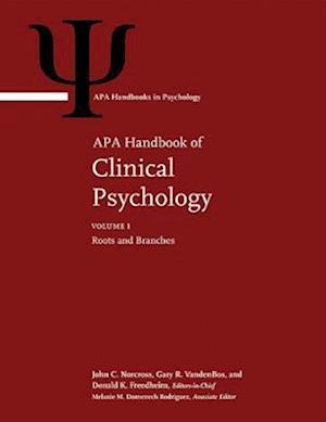 APA Handbook of Clinical Psychology