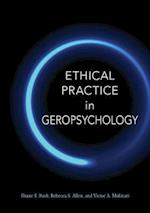 Ethical Practice in Geropsychology