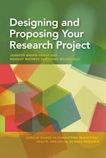 Designing and Proposing Your Research Project (Concise Guides to Conducting Behavioral Health and Social)