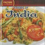Foods of India (Culture in the Kitchen)