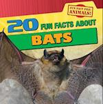 20 Fun Facts about Bats af Heather Moore Niver