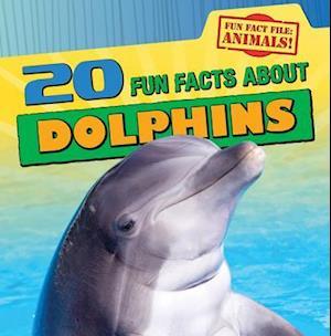 Bog, paperback 20 Fun Facts about Dolphins af Heather Moore Niver