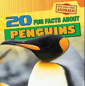 Bog, paperback 20 Fun Facts about Penguins af Heather Moore Niver