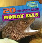 20 Fun Facts About Moray Eels af Heather Moore Niver