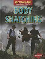 Body Snatching af Alix Wood