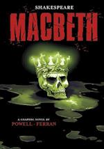 Shakespeare Macbeth af F Daniel, Martin Powell, William Shakespeare