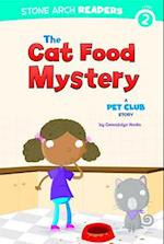The Cat Food Mystery (Stone Arch Readers)