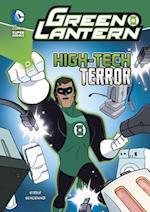 High-tech Terror (Dc Super Heroes)