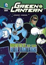 Battle of the Blue Lanterns (Dc Super Heroes)