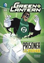 Green Lantern; Prisoner of the Ring (Dc Super Heroes)