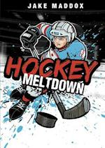 Hockey Meltdown (Jake Maddox)