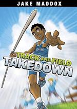 Track and Field Takedown (Jake Maddox)