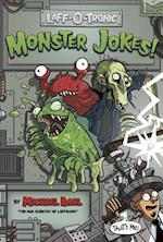 Laff-O-Tronic Monster Jokes! (Laff o tronic Joke Books)