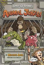 Laff-O-Tronic Animal Jokes! (Laff o tronic Joke Books)
