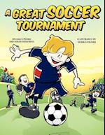 A Great Soccer Tournament af Pedro Rita, Susan Adam Rita