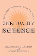 Spirituality and Science af Shamsur Rahman, Gerald Grudzen