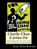 Charlie Chan Carries On af Earl Derr Biggers