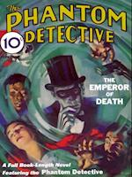Phantom Detective #1