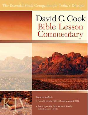 David C. Cook Bible Lesson Commentary KJV