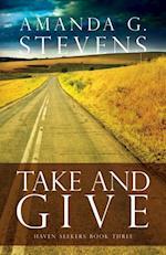Take and Give af Amanda G. Stevens