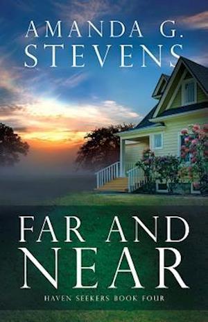 Bog, paperback Far and Near af Amanda G. Stevens