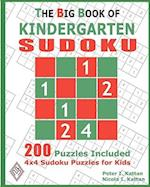 The Big Book of Kindergarten Sudoku af Peter I. Kattan, Nicola I. Kattan