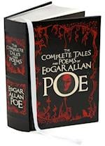 Complete Tales and Poems of Edgar Allan Poe (Barnes & Noble Omnibus Leatherbound Classics) (Barnes & Noble Leatherbound Classics)