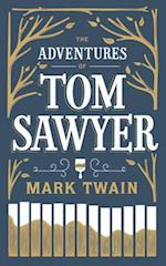 The Adventures of Tom Sawyer (Barnes & Noble Leatherbound Classics)