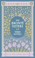Bronte Sisters Three Novels (Barnes & Noble Omnibus Leatherbound Classics)