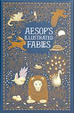Aesop's Illustrated Fables (Barnes & Noble Omnibus Leatherbound Classics) af Aesop