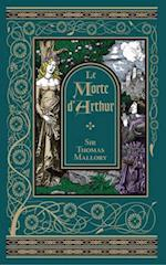 Le Morte D'Arthur (Barnes & Noble Omnibus Leatherbound Classics) (Barnes Noble Leatherbound Classic Collection)