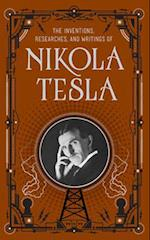 Inventions, Researches and Writings of Nikola Tesla (Barnes & Noble Omnibus Leatherbound Classics) (Barnes Noble Leatherbound Classic Collection)