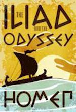 Iliad and the Odyssey (Fall River Classics)