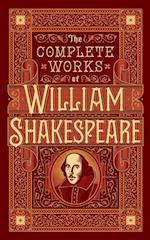 Complete Works of William Shakespeare (Barnes & Noble Omnibus Leatherbound Classics) af William Shakespeare