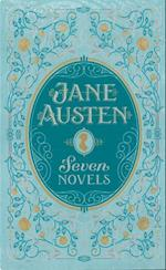 Jane Austen (Barnes & Noble Omnibus Leatherbound Classics) (Barnes Noble Leatherbound Classic Collection)