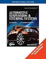 Today's Technichian: Automotive Suspension & Steering, International Edition