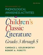 Sourcebook of Phonological Awareness Activities