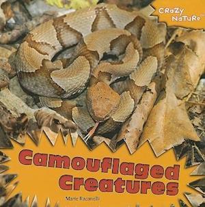 Bog, ukendt format Camouflaged Creatures af Marie Racanelli