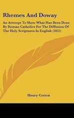 Rhemes and Doway