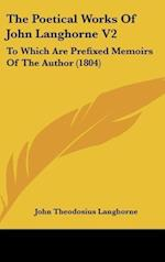 The Poetical Works of John Langhorne V2 af John Theodosius Langhorne