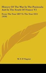 History of the War in the Peninsula and in the South of France V2