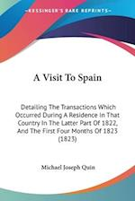 A Visit to Spain