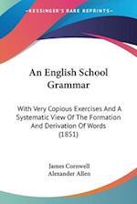 An English School Grammar